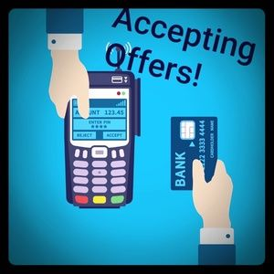 💳Accepting Offers💳